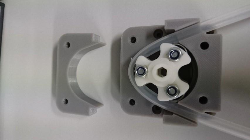 silikonschlauch an schlauchpumpe (Small)